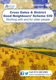 Cross Gates and Good Neighbours' Summer newsletter
